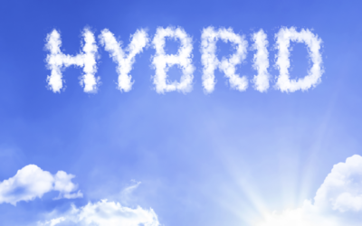 ZD Net: Hybrid cloud serves as bridge to our bright all-cloud future