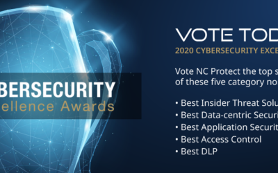 NC Protect Secures 5 Nominations in the Cybersecurity Excellence Awards