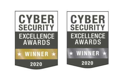 Nucleus Cyber Takes Home 5 Gold and Silver 2020 Cybersecurity Excellence Awards