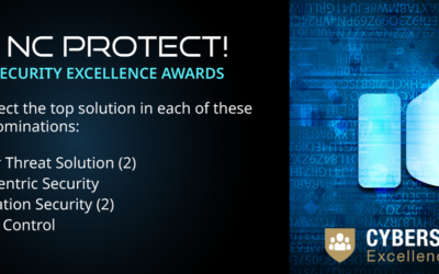 NC Protect Secures 7 Nominations in the 2021 Cybersecurity Excellence Awards