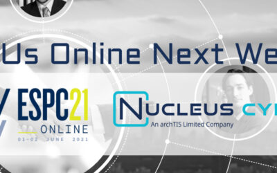 Join Nucleus Cyber at the ESPC21 Online 1-2 June